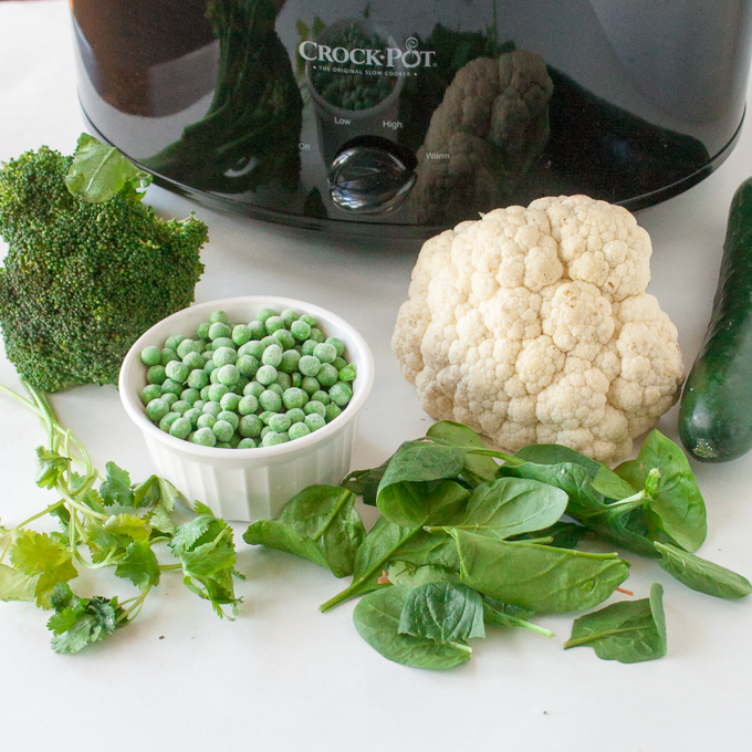 Avoid mushy veggies: HOW TO LAYER VEGETABLES IN THE SLOW COOKER | @TspCurry - For more Healthy Kitchen Hacks: TeaspoonOfSpice.com