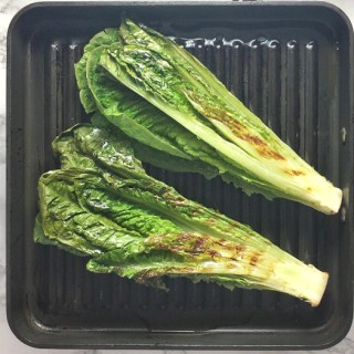 Upgrade your next salad and grill your lettuce! Learn how at Teaspoonofspice.com