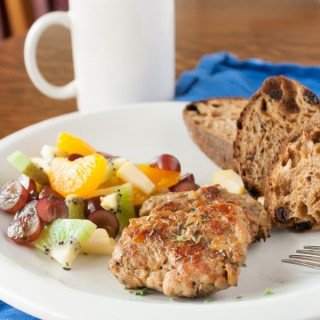 Better-Tasting Breakfast Sausage (with Mushrooms!) | Healthy Kitchen Hacks