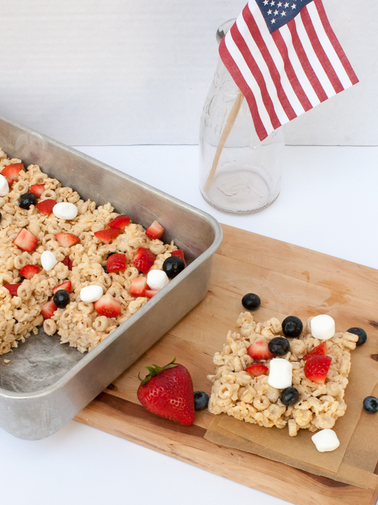 Make Better Rice Crispy Treats | @TspCurry