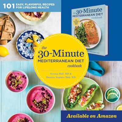 30 Minute Mediterranean Diet Cookbook