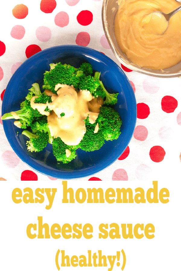 Easy Homemade Cheese Sauce - For more #healthy recipes, follow @TspCurry
