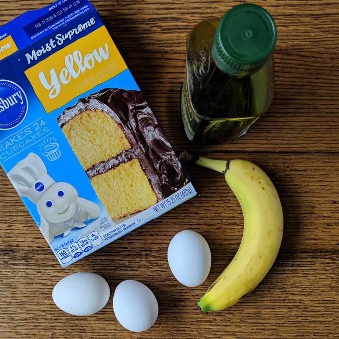 Make Healthy Box Cake | @TspCurry