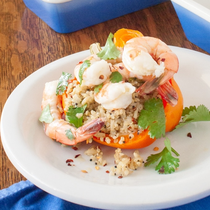 Healthy Seafood Ideas for #FishFriday | @TspCurry