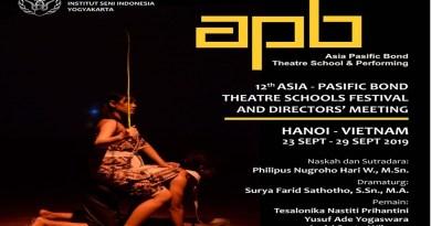 12th Asia-Pasific Bond Theatre Schools Festival and Directors' Meeting