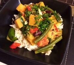 Vege Curry