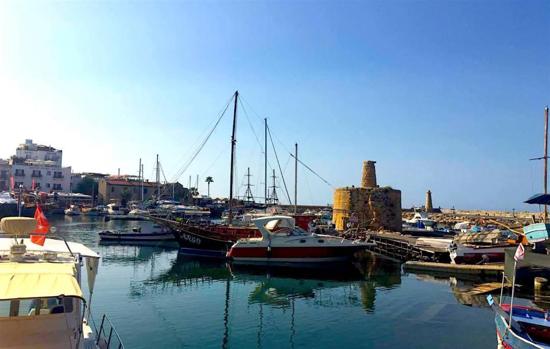 girne borgen, oplevelser i Girna, attraktioner i Girne, girne havn