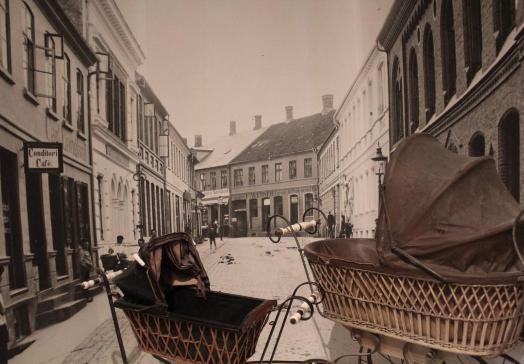silkeborg 1800 tallet, silkeborg, billeder af gamle silkeborg, silkeborg i gamle dage