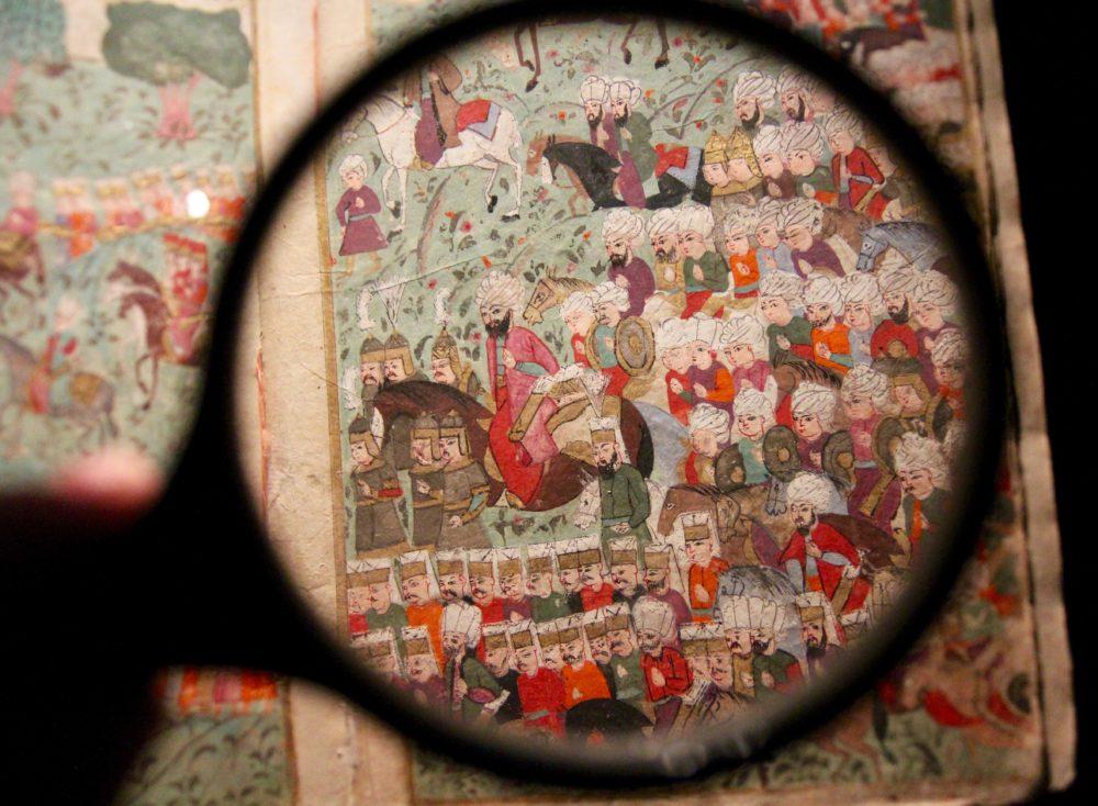 davids samling, gratis museum i københavn, davids samling gratis museum, seværdigheder i københavn, københavn seværdigheder, islamisk kunst, udstilling med islamisk kunst