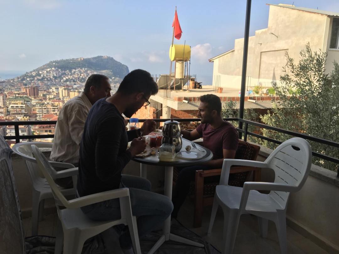 bayram morgenmad, muslim, sukkerfesten,