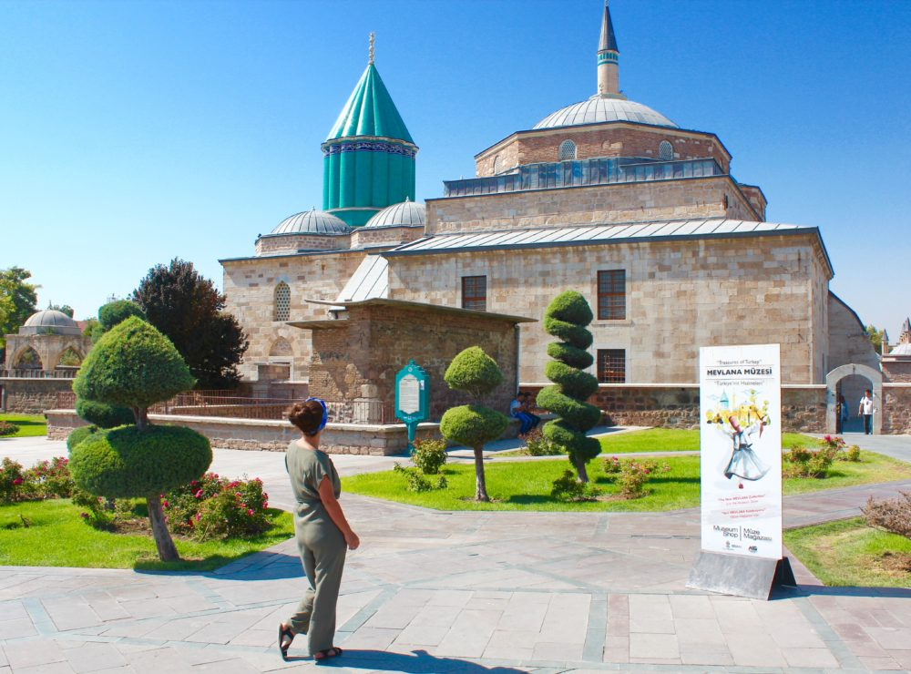 Konya museum, museum konya, mevlana museum konya, rejeblog konya, tyrkiet rejeblog, rejseblog konya, seværdigheder i konya, konya seværdigheder
