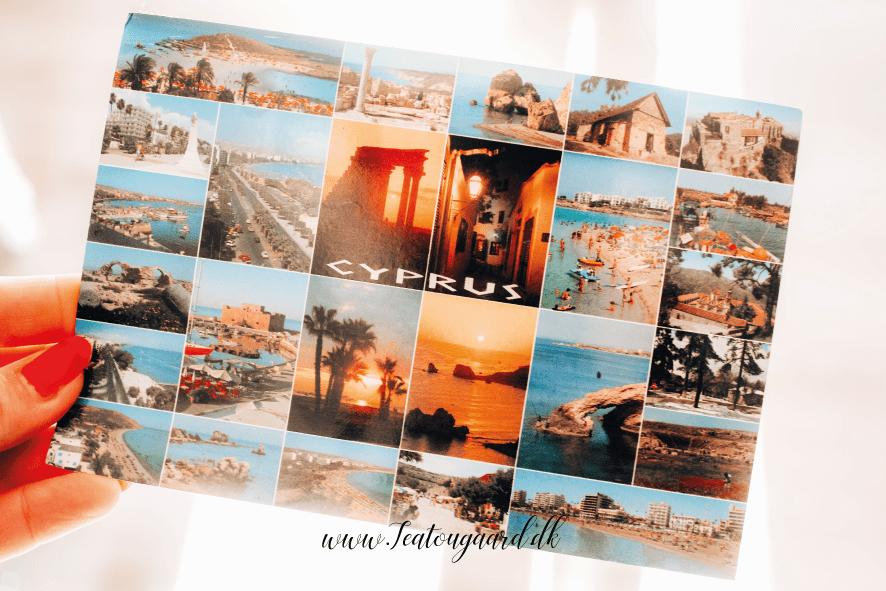 Gamle postkort, postkort fra cypern, rejseblog cypern, cypern, nordcypern, rejseblog fra cypern, postcard fra cypern, cypern historie