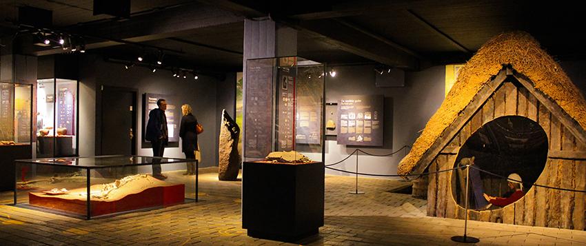 Århus vikinge museum, vikinge museet i århus, museer i århus, Aros museum for viking, viking museer,