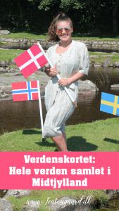Verdenskortet, Seværdigheder i Jylland, Seværdigheder i Danmark, Seværdigheder for børn