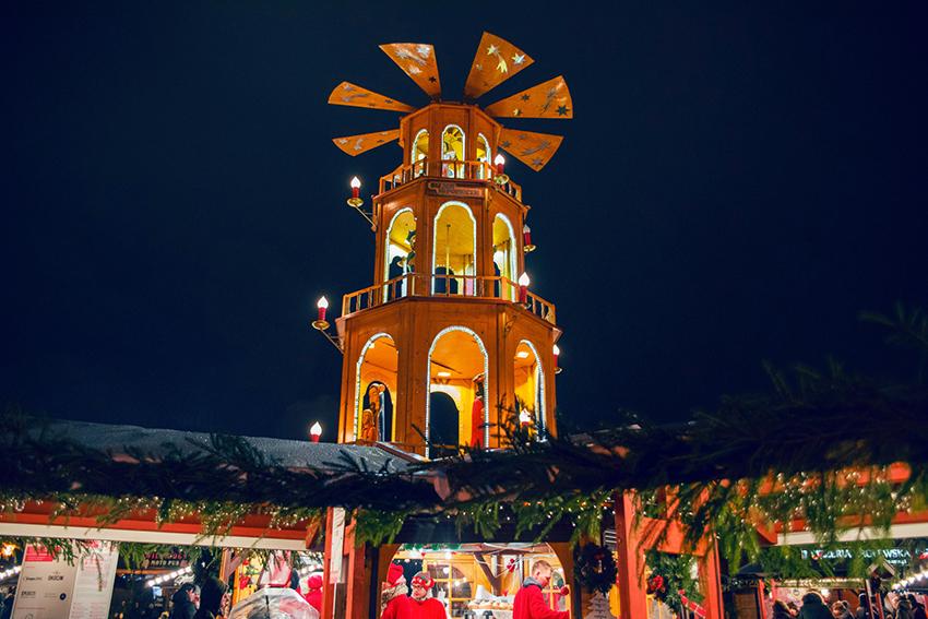 Julemarked i Polen, julemarked i Gdansk, Gdansk julemarked, julemarked i udlandet, udenlandske julemarkeder, seværdigheder i Gdansk, Seværdigheder i Polen, jul i Polen