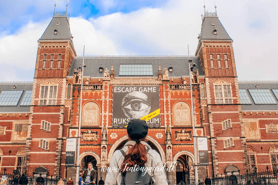 Rijksmuseum, Museer i Amsterdam, seværdigheder i amsterdam, seværdigheder i Holland, kunstmuseer i amsterdam, Rijksmuseum, sjove fakta om amsterdam, sjove fakta om holland, oplevelser i amsterdam, hvad kan man lave i Amsterdam