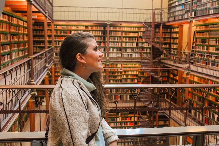 hollands største biblotek, Rijksmuseum, Museer i Amsterdam, seværdigheder i amsterdam, seværdigheder i Holland, kunstmuseer i amsterdam, Rijksmuseum, sjove fakta om amsterdam, sjove fakta om holland, oplevelser i amsterdam, hvad kan man lave i Amsterdam