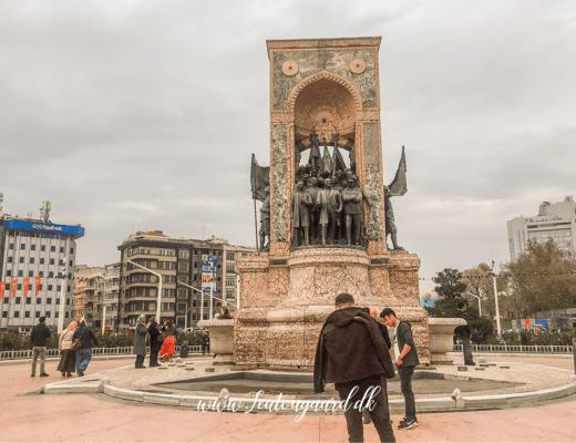 Taksim video, joke video om taksim, derfor kan du ikke sige Taksim, Istanbul rejseblog, Istanbul rejseguide
