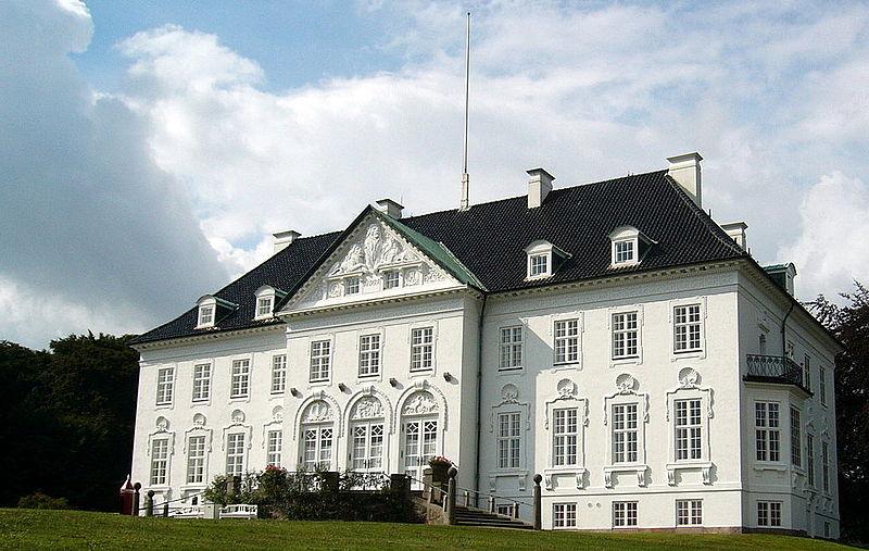 Marselisborg slot, Slot i Århus, Århus slot