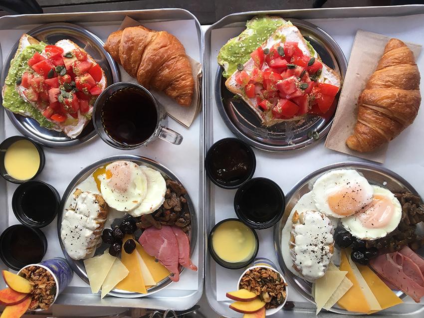 Salad Sociaty, sunde restauranter i Alanya, Morgenamad i Alanya, Sund fast food i Alanya,