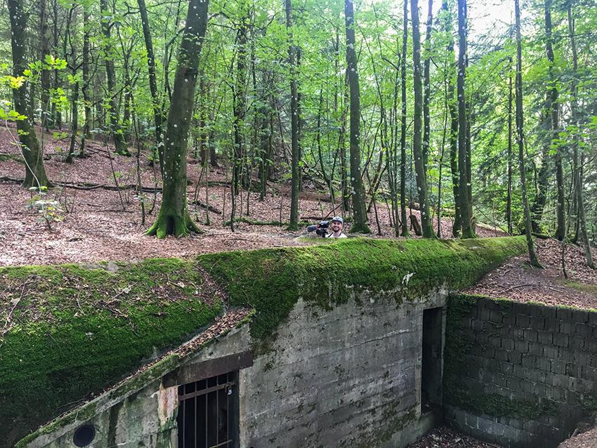Bunkers i Silkeborg, Silkeborg bunker, Seværdigheder i Silkeborg, Oplevelser i Silkeborg, Natur oplevelser i Silkeborg, tyske bunkers i Danmark, Danske bunkers,
