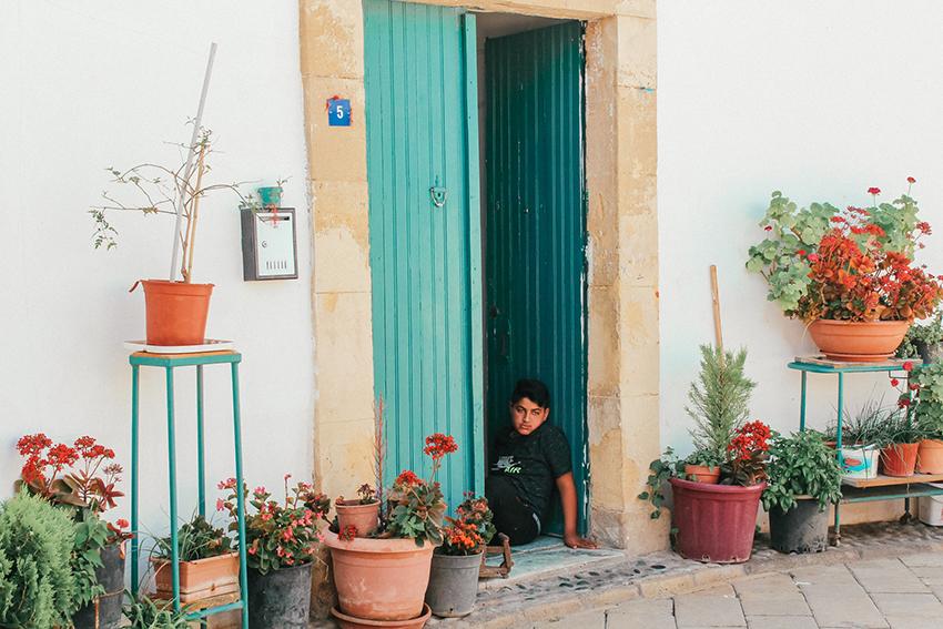 Saman Bahçe, Det sociale boligbyggeri på Nordcypern, Det sociale boligbyggeri i Nicosia, Seværdigheder i Nicosia, Nicosia seværdigheder