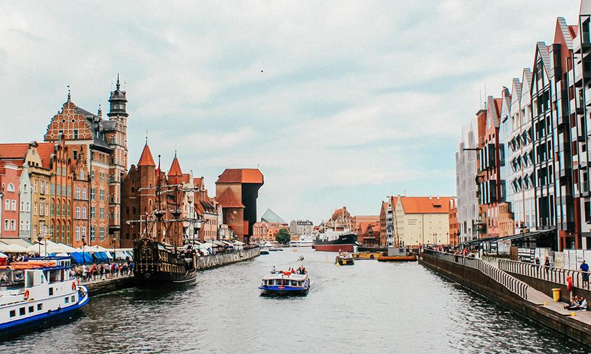 Soldek Gdansk, museer i Gdansk, Gdansk havn, oplevelser i Gdansk