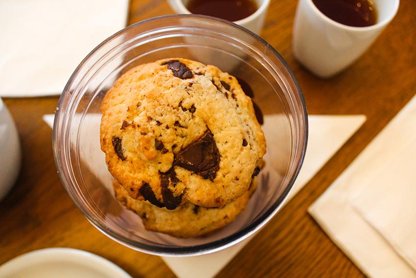 veganske cookies, veganske småkager, veganske cookies med chokoladestykker, veganske opskrifter, opskrifter på veganske småkager, opskrift på veganske cookies, opskrif på cookies med chokolade