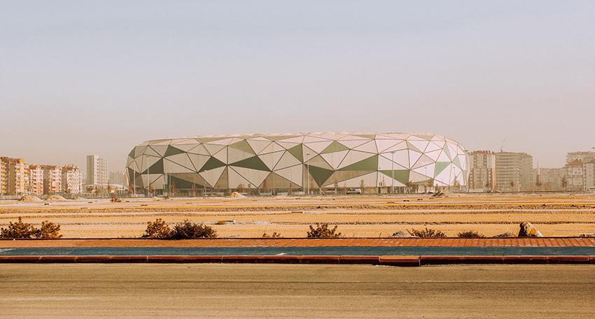 Konya Spor, fodboldt stadion i Tyrkiet, smukkeste fodbold stadions, fodbold i Tyrkiet