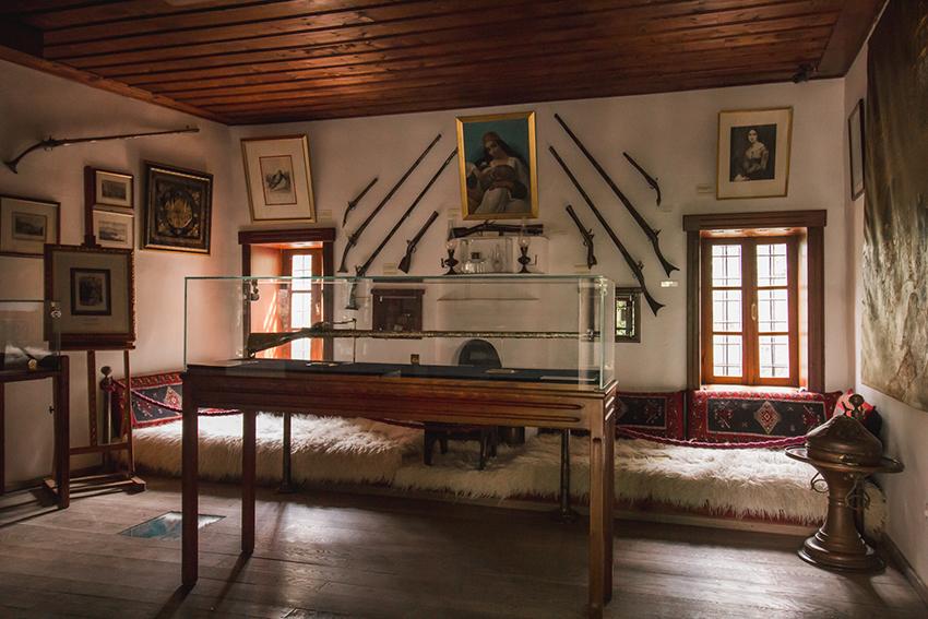 Ali Pasha museum, Ali Pasha, Ø uden navn, Ioanninia, hyggelige græske landsbyer, landsbyer i Grækenland, Ioanninia, Ioanninia grækenland