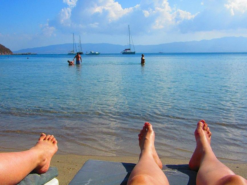 Bodrum strand, strande i Bodrum, de bedste strande i Tyrkiet, strande i Tyrkiet, oplevelser i Bodrum, seværdigheder i Bodrum