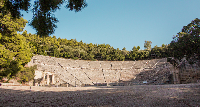 Epidavros teater, Epidavros museum, Epidavros teater, antikke teatere, bedste antikke teatere, teatere fra antikken, teatere i Grækenland, Grækenland teater, Seværdigheder i Grækenland