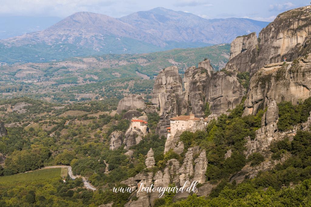 Meteora, Grækenland seværdigheder, oplevelser i Grækenland, klostre i Grækenland, Meteora klostra, smukkeste steder i Grækenland, Klosterne i Meteora, klostre på bjerge