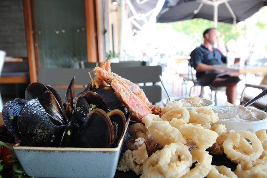 græsk mad, mad fra grækenland, græsk seafood, restauranter i Athen, Grækenland, Fakta om Grækenland