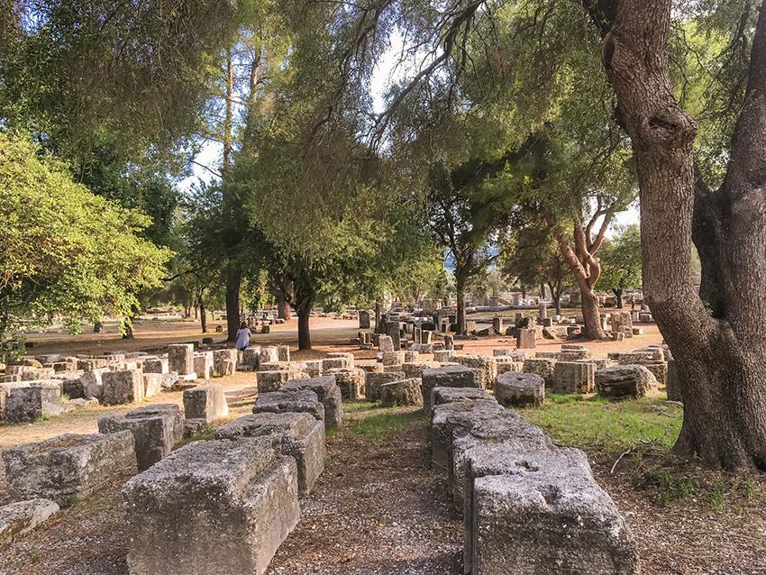 Olympia, Olympia grækenland, Olympia Greece, museer i grækenland, guide til Grækenland, Guide til Det græske fastland, antikkens olympiske lege, de olympiske lege
