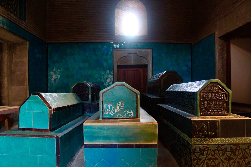 Sahib-i Ata Cami, Azizia Mosque, moskeer, moskeer i Tyrkiet, seværdigheder i Konya, Konya seværdigheder, oplevelser i Tyrkiet, Tyrkiet oplevelser