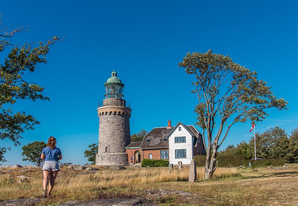 Hammeren fyr, danske fyrtårne, fyrtårne på Bornholm, Bornholms nordligste punkt, smukke danske fyrtårne, Fyrtårne i Danmark