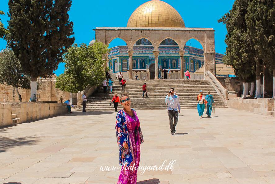 Islam, Israel, Dome of Rock, religiøse steder i Israel, Religiøse steder i Jerusalem, Jerusalem guide, Muslim, moské
