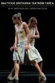 Baltyckie spotkania teatrow tanca