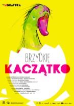 Brzydkie Kaczatko plakat new.indd
