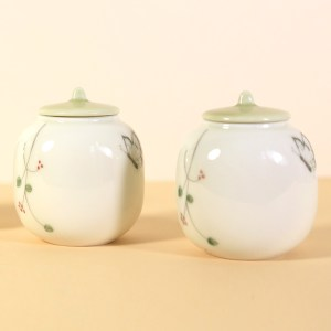 Sencha Tea Caddy