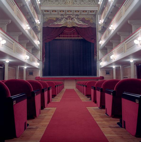 Guastalla  Teatro Comunale Ruggero Ruggeri  Teatri della