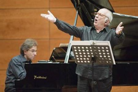 Elio Pandolfi al Todi Festival #Vistipervoi le meraviglie di un artista eterno