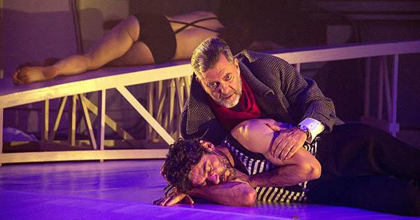 """""""Il Funambolo"""" di Jean Genet #Vistipervoi è un Genet tutto nella testa del regista"""