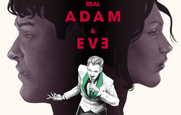 "Festival del Teatro Patologico, Roma #Inscena il 10 e 11 marzo ""Real Adam and eve"""