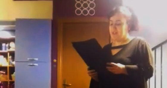 Federica Cucco, a #TeatroinCasa nasce una nuova drammaturga