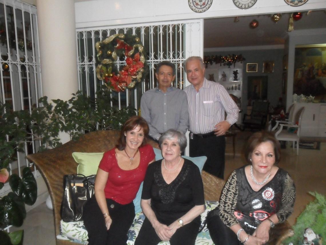 Reunion Mensual Diciembre 2014 - Fiesta de Navidad
