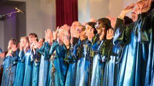 Coro Gospel @ Salone Polivalente Cav. Magnetto