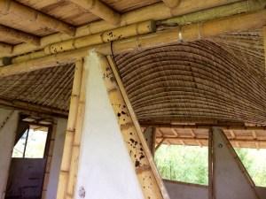 Cenit Arte Natura Bio-construcción con bambú