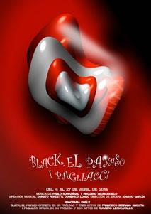 Black el payaso / I pagliacci